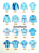 Coventry shirts  Print